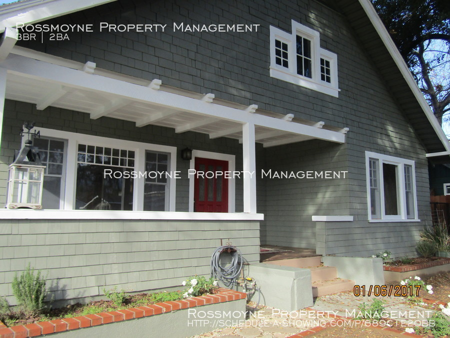 House for Rent in Altadena