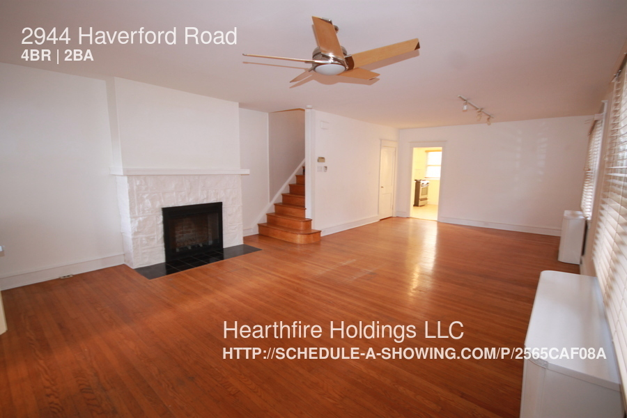 House for Rent in Ardmore