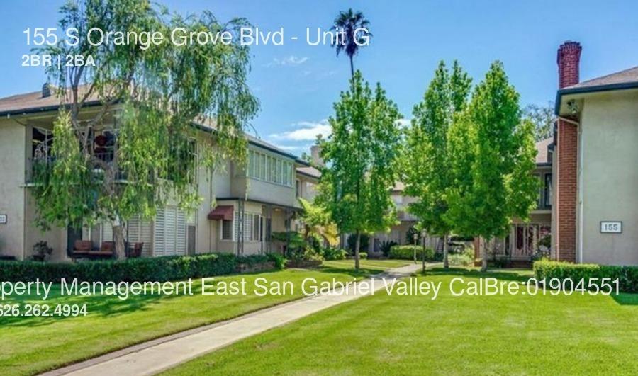Apartment for Rent in Pasadena