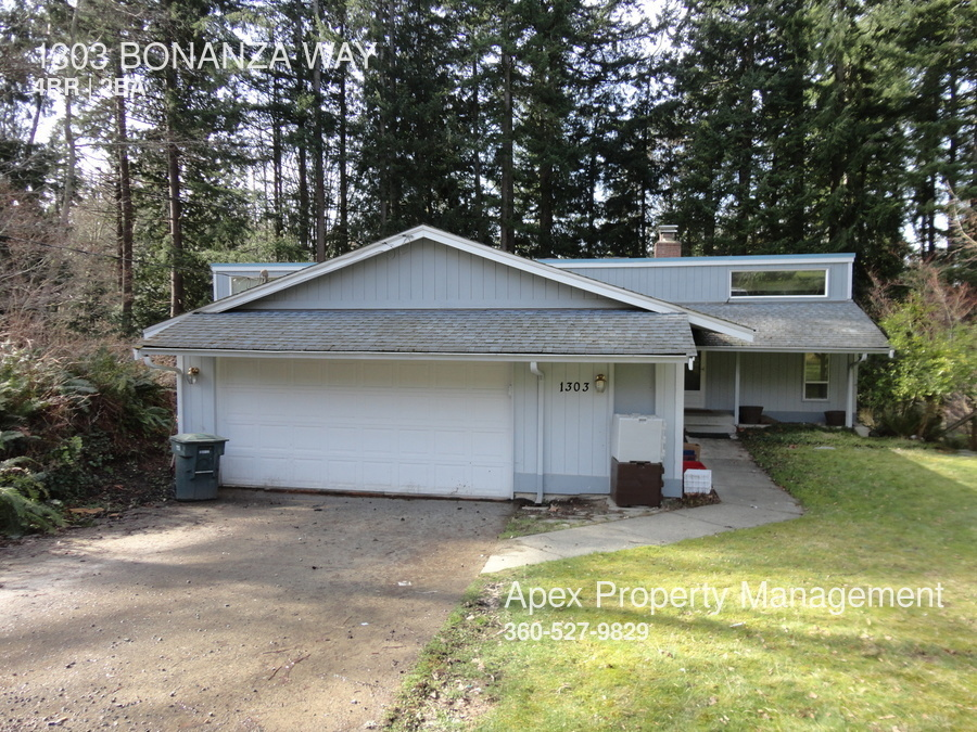 Bellingham 4 Bedroom Rental At 1303 Bonanza Way Bellingham Wa 98229 1750 Apartable