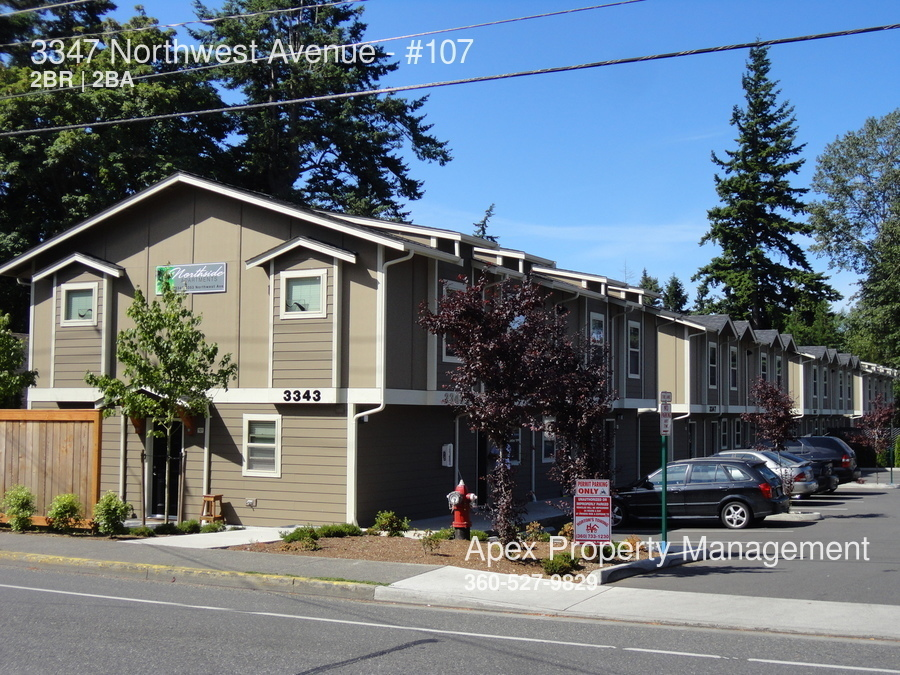 Bellingham 2 Bedroom Rental At 3347 Nw Ave Bellingham Wa 98225 107 1025 Apartable