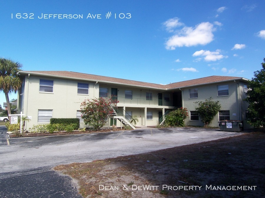 $735 per month , 1632 Jefferson Ave N #103,