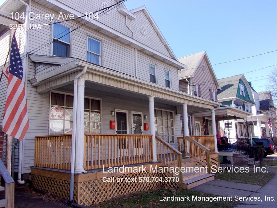 Condo for Rent in Wilkes Barre