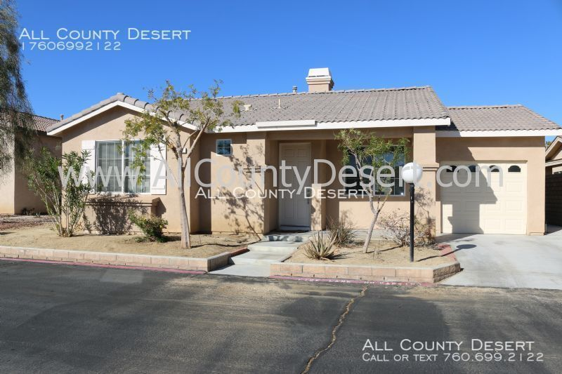 $1095 per month , #109 65565 Acoma Ave.,