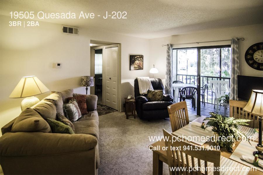 $2100 per month , J-202 19505 Quesada Ave,
