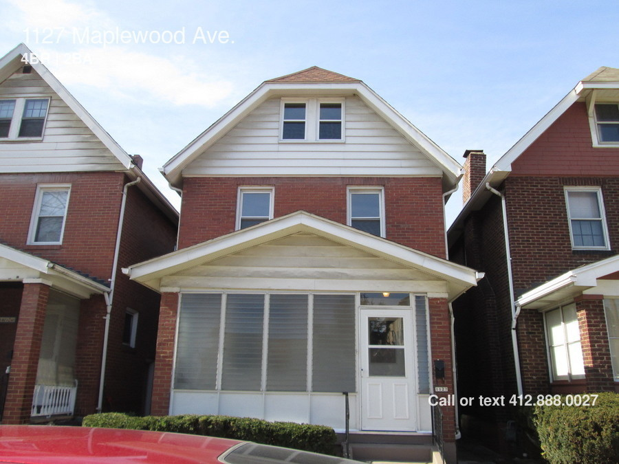 $950 per month , 1127 Maplewood Ave.,