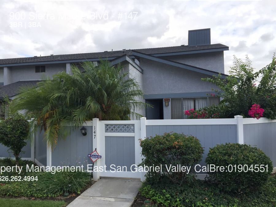 $2175 per month , #147 900 Sierra Madre Blvd,