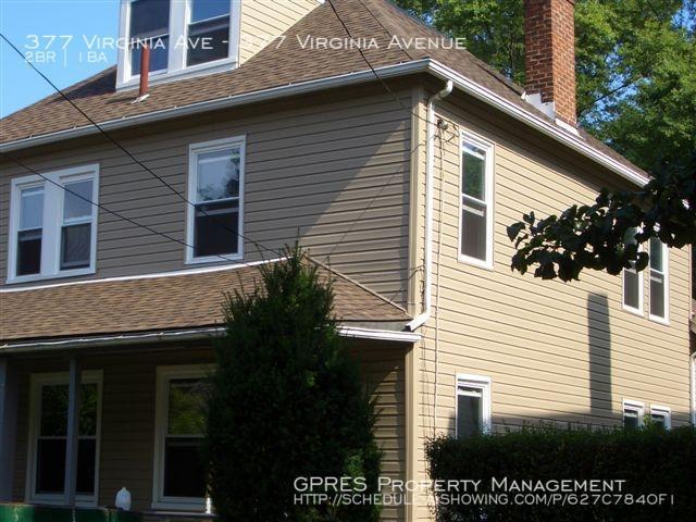 $1000 per month  377 Virginia Avenue 377 Virginia Avenue