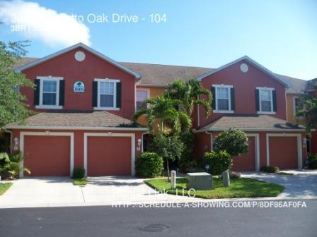 $1200 per month , 104 3005 Palmetto Oak Drive,