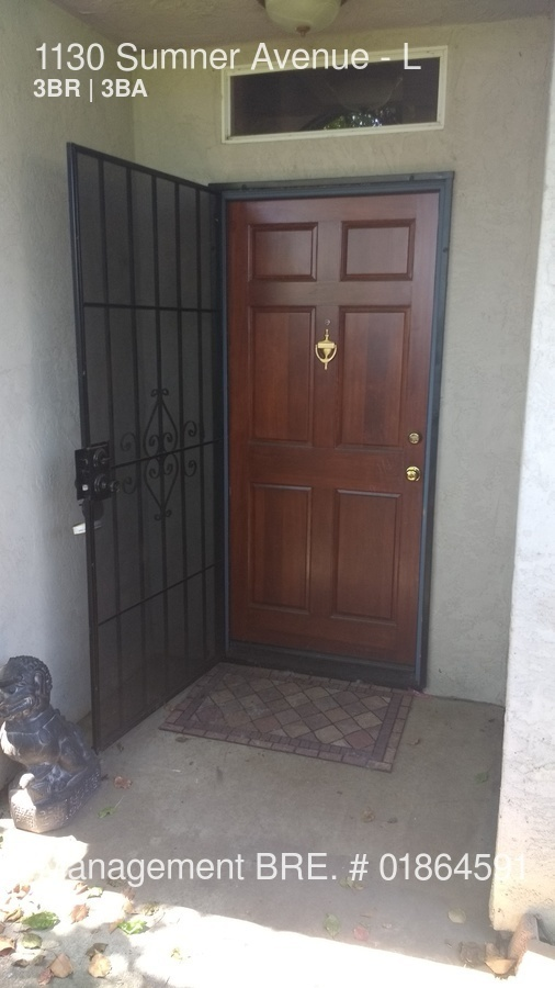 $2100 per month , L 1130 Sumner Avenue,