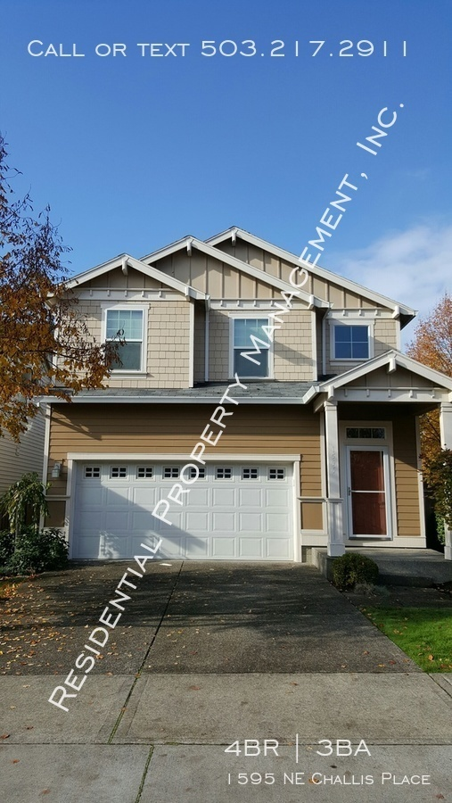 House for Rent in Beaverton