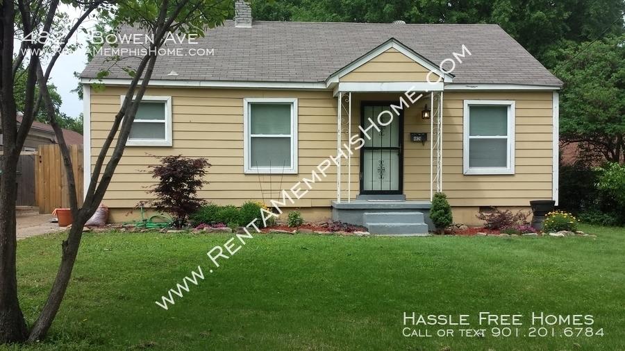 $850 per month  4824 Bowen Ave