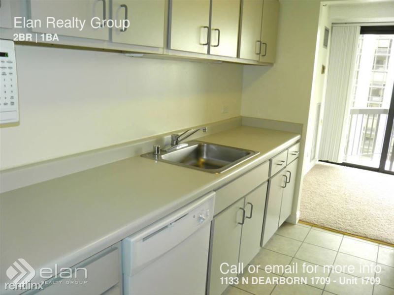 $2795 per month  Unit 1709 1133 N DEARBORN 1709