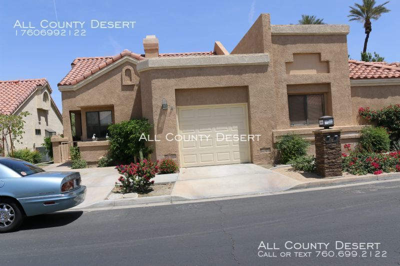 Condo for Rent in Palm Desert