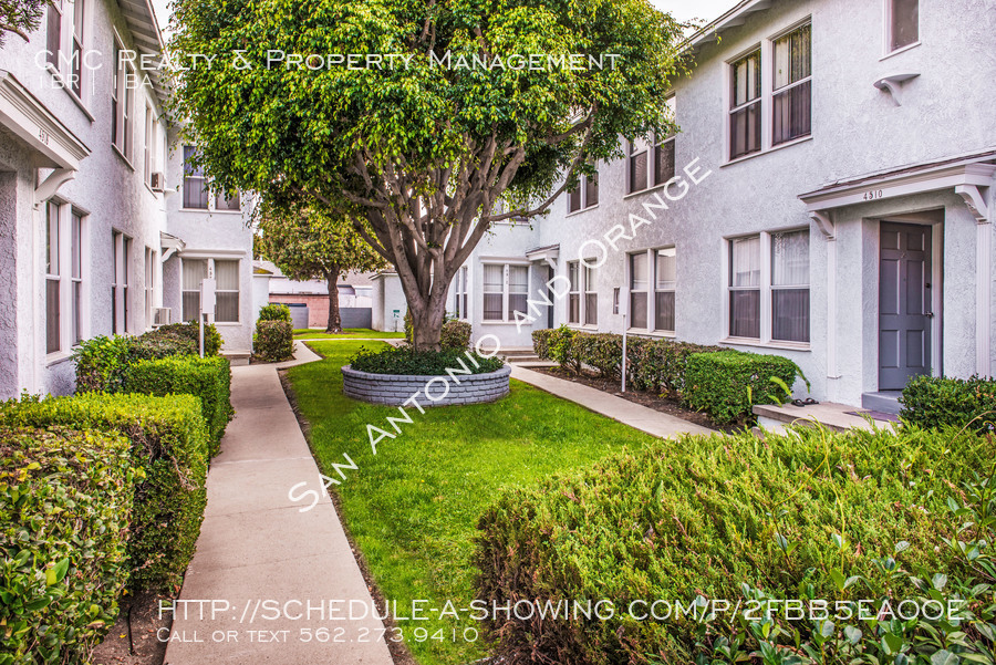 4510 Banner Dr Quiet & Clean traditional 1 bed/bath apartment
