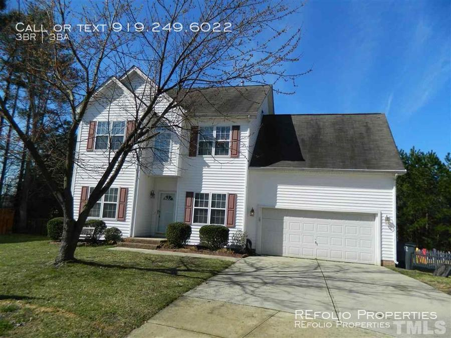 House for Rent in Apex