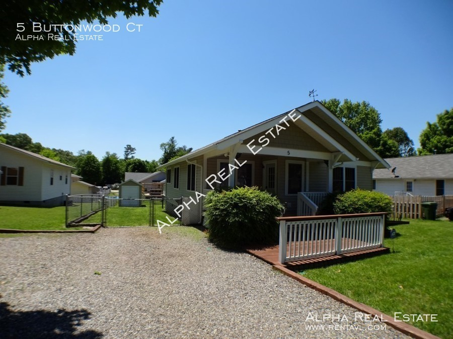 House for Rent in Asheville