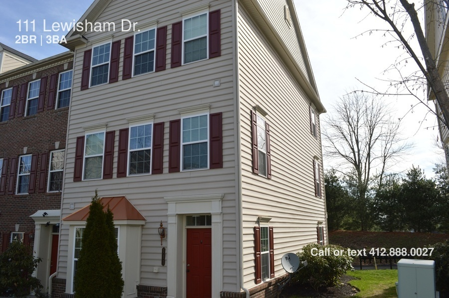 House for Rent in Cranberry Township