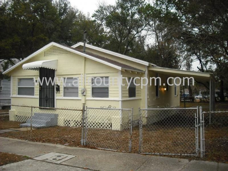 1153 Harrison Street Available Now! Cute 2 bedroom/1 bath home - You don't want to miss this deal!