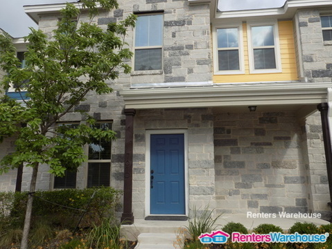 Townhouse for Rent in Austin