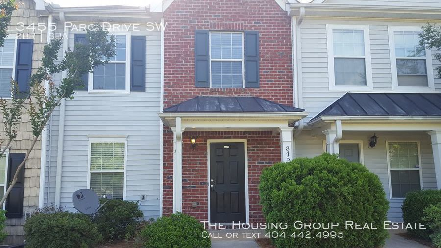 Townhouse for Rent in Atlanta