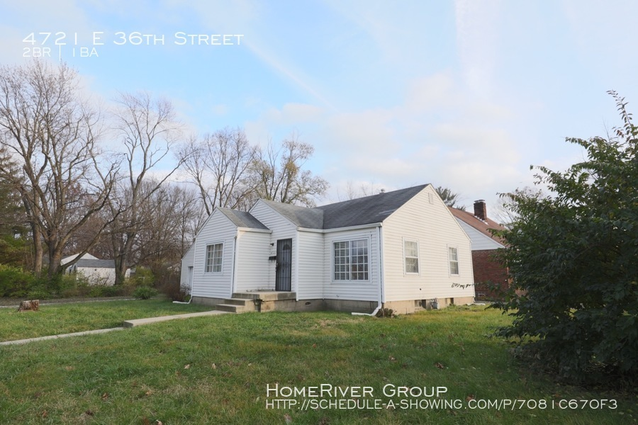 House for Rent in Indianapolis