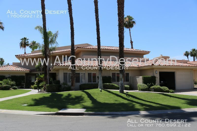Condo for Rent in Rancho Mirage