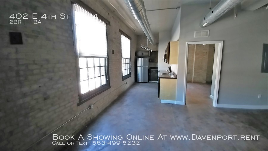 Apartment for Rent in Davenport