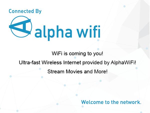 Alfa wifi