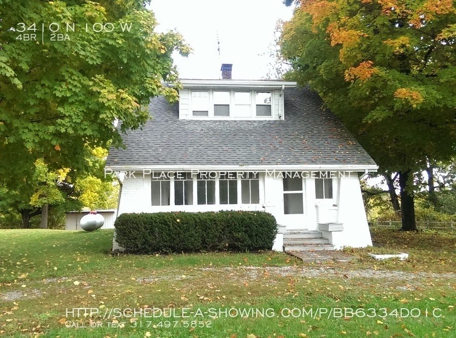 House for Rent in Crawfordsville