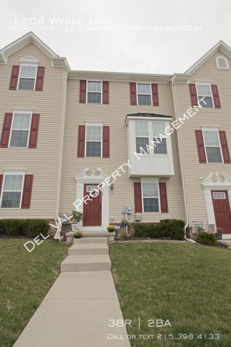 Townhouse for Rent in Coatesville
