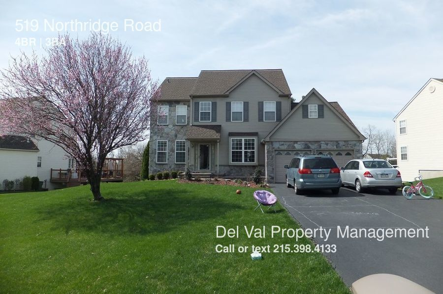 House for Rent in Collegeville