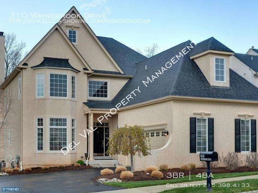 House for Rent in Chester Springs