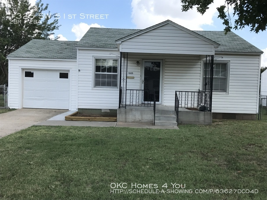 House for Rent in OKC