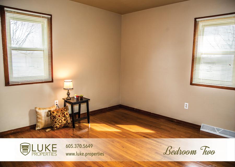 Luke properties 3621 e claudette dr sioux falls south dakota 57103 bedroom 2 house for rent