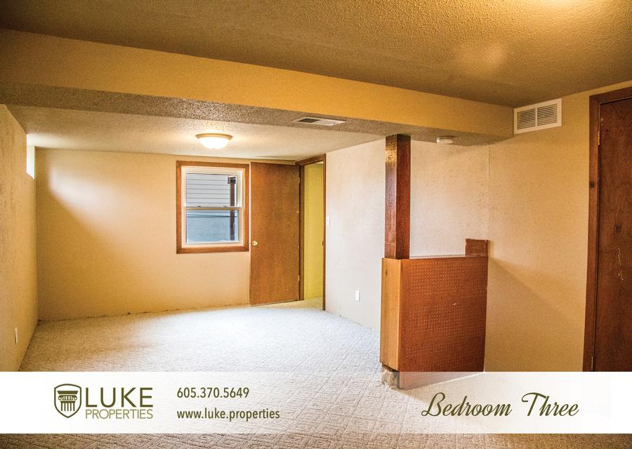 Luke properties 3621 e claudette dr sioux falls south dakota 57103 bedroom 3 house for rent