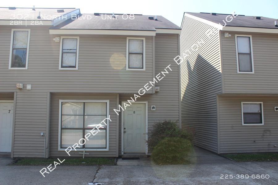 Apartments On North Blvd Baton Rouge