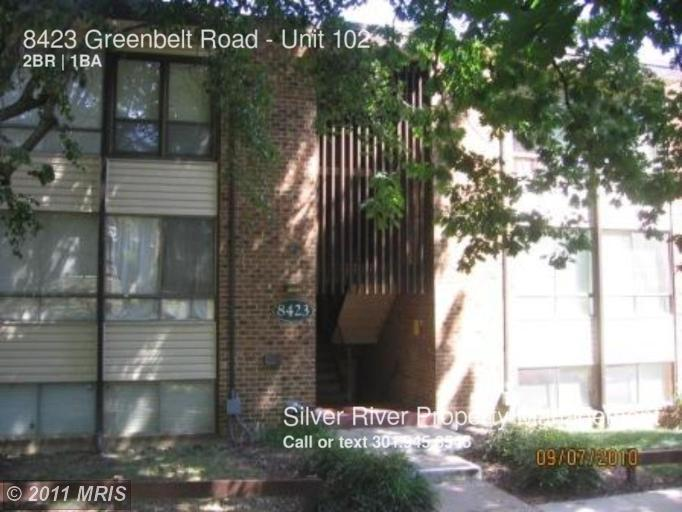 Apartment for Rent in Greenbelt