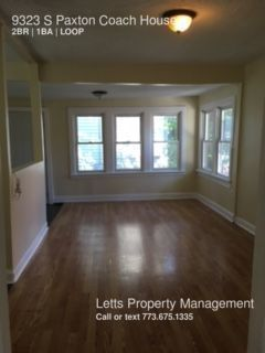 Townhouse for Rent in Chicago