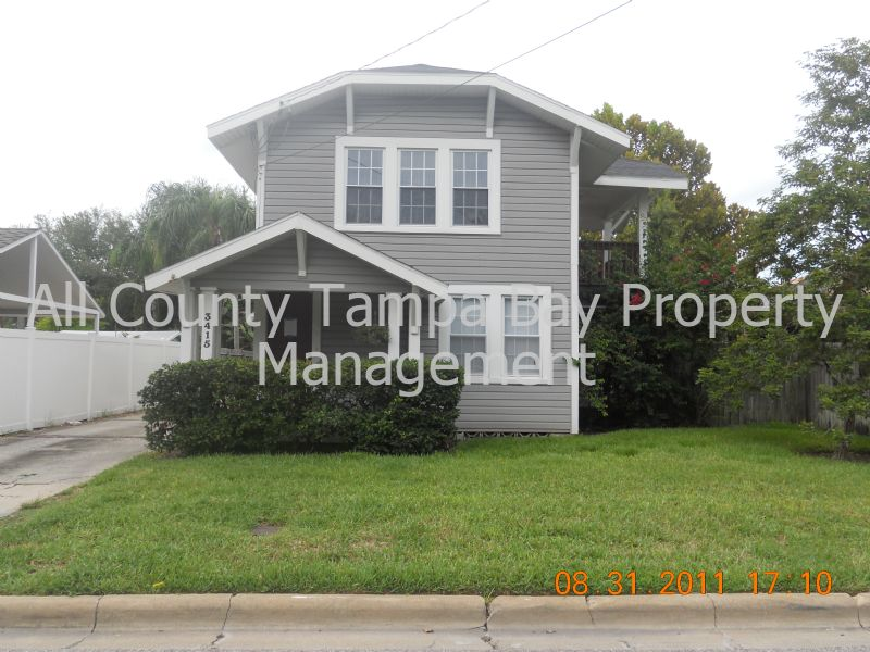 Gorgeous 2 bed 1 bath in South Tampa! 2nd Floor Unit