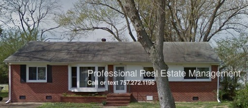 single-family home for Rent in Hampton