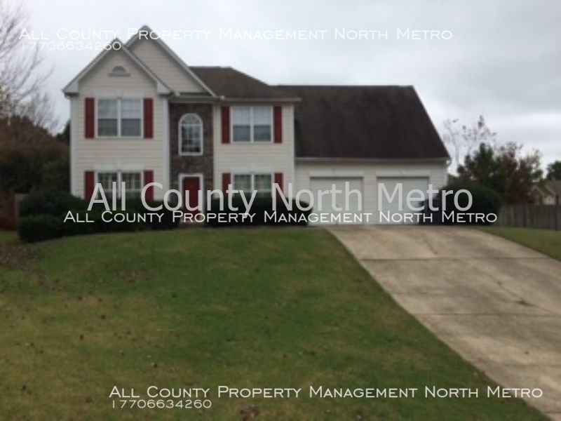 House for Rent in Alpharetta