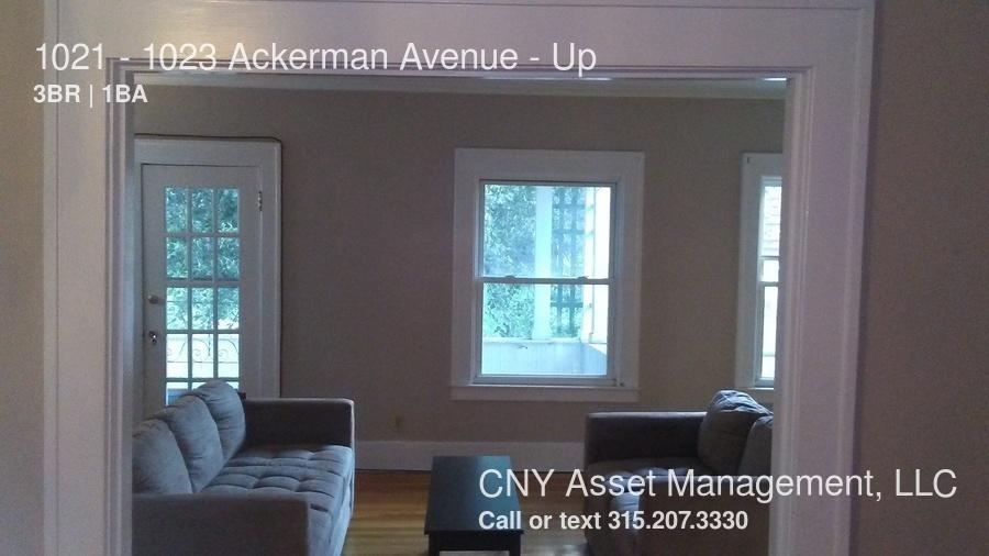 1021 - 1023 Ackerman Avenue