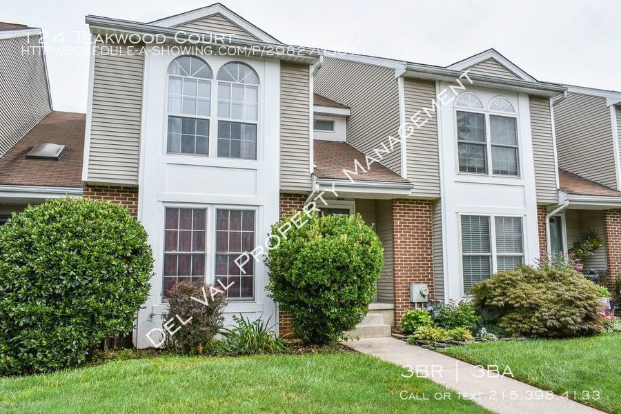 Townhouse for Rent in Norristown