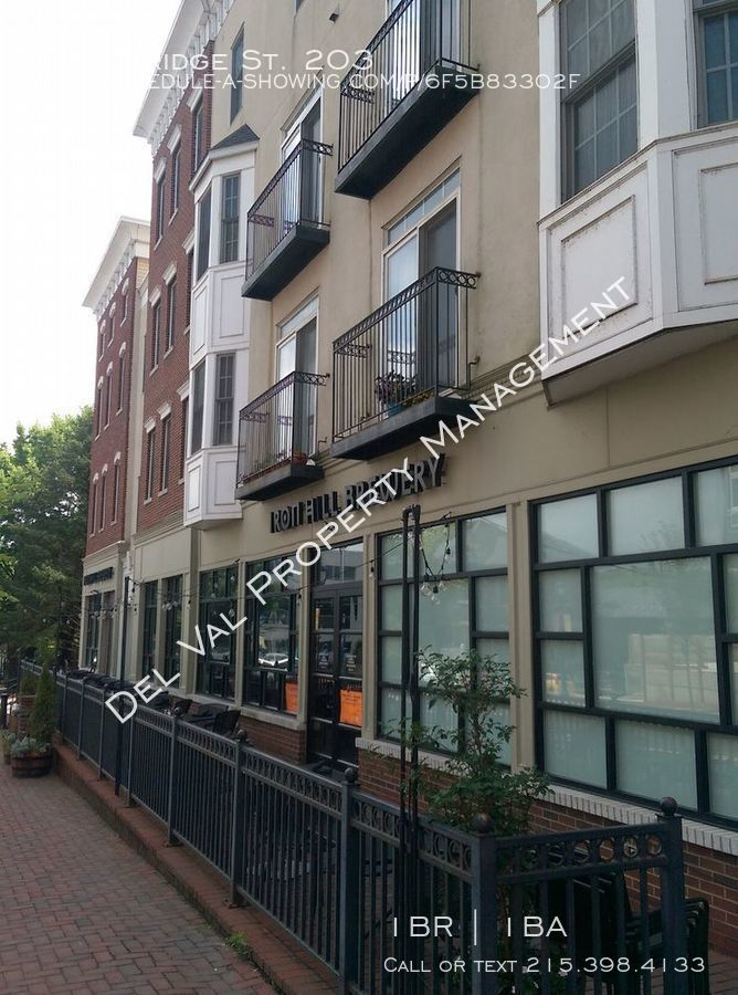 Condo for Rent in Phoenixville