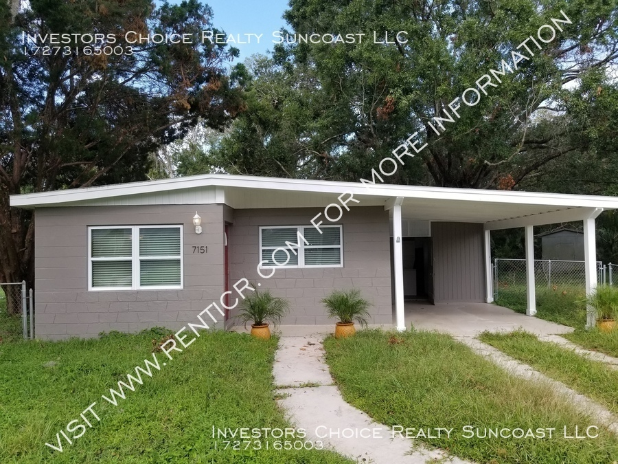 House for Rent in New Port Richey