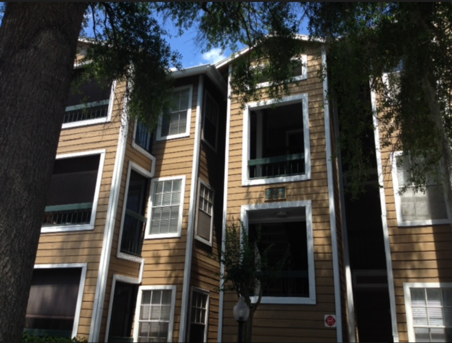 4225 Thornbriar Lane 1 Bedroom 1 Bathroom 3rd Story Condo available now!