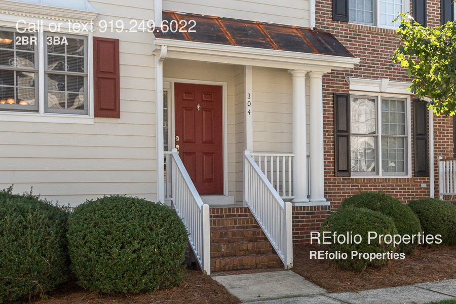 Townhouse for Rent in Cary