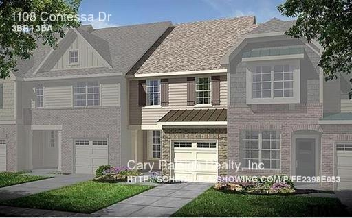 single-family home for Rent in Cary