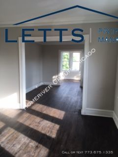 5504 S Albany Ave 2 Bedroom/ 1 Bathroom Unit